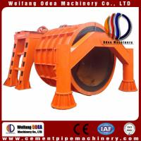 China Horizontal concrete pipe manufacture machine XG series on sale