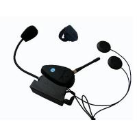 Quality Real Two-Way Wireless Intercom Bluetooth Handsfree Kit Motorcycle Helmet Headsets wholesale