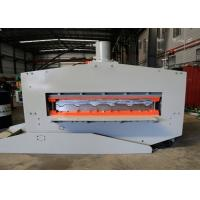 China Hydraulic Roof Panel Curving Roll Forming Machine Material 0.3-0.8mm Thickness on sale