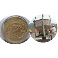 China XYD Refractory Calcium Lignosulfonate MG Light Yellow Brown Powder 95% Purity SGS BV Certification on sale