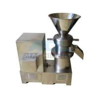 Quality Stainless Steel Chemical Industry Food Dairy Cosmetics Paint Laboratory Peanut Butter Walnut Grinder Colloid Mill wholesale