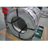 China Cold Rolled Galvanized Steel Sheet 0.4mm Thickness GI Steel Sheet 600mm - 1250mm Width on sale