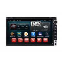Quality In Dash Receiver 6.9 Inch Double Din Car DVD Player Radio SWC BT 3G WIFI GPS Navigator wholesale