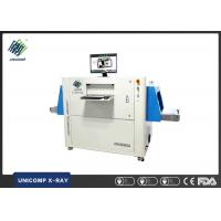 Buy cheap UNX6060A Foreign Materials X Ray Machine Safety Commodity Detection High Performance from wholesalers