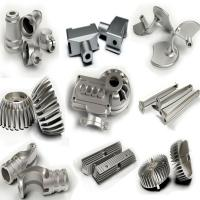 Quality Metal Aluminum Sand Casting Parts With Drawings , Standard Mechanical Components wholesale