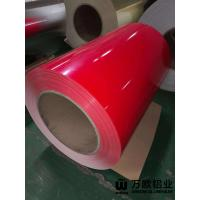 Quality 0.8mm Pre Coated Metal Coil Light Weight Aluminium Material For Construction wholesale