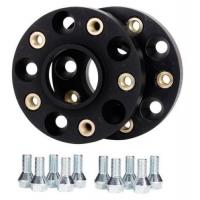 China Black Hubcentric Car Wheel Spacers 5x130 Pcd Adapters For Porsche Cayman on sale