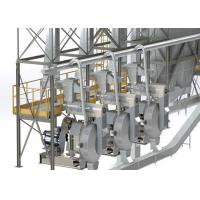 China 10-12t/h  Complete Wood Pellet Plant Line with Moving Floor Storage on sale