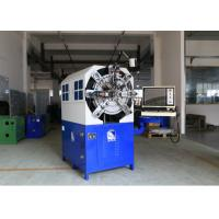 Buy cheap Torsion Spring Coiling Machine / Cnc Spring Coiler Diameter 0.3 - 2.5mm from wholesalers