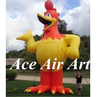 Quality custom huge 20ft advertising inflatable turkey model for sale wholesale