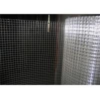 Quality Construction Welded Wire Mesh Hot Dipped Galvanized Or Electro Galvanized wholesale