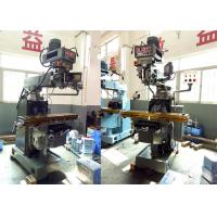 China 60 - 3000rpm Rotation Speed Turret Milling Machine NT40 Spindle Turret Milling on sale