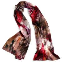 China hot-sell digital printed silk scarf/neckwear  OEM on sale