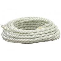 Cheap polyester 3-strand twist rope code used to anti-slip door chafing mat for sale