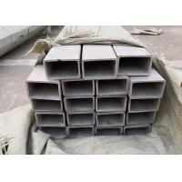 China Excellent Forming Stainless Steel Welded Tube For Decoration / Industry on sale