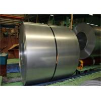 China Coated Galvanized Sheet Metal , Galvanized Steel Sheet 508-610mm ID on sale