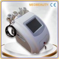 China 5 in 1 cavitation+tripolar rf+monopolar rf+vacuum body slimming&body shape machine with CE on sale