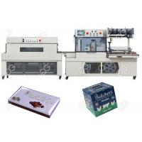 Buy cheap 1.5KW Power Food Packing Machine Shrink Packaging Equipment For Small Boxes from wholesalers