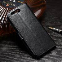 Quality Handmade Huawei Leather Case For Huawei P10 Plus Flip Cover Anti - Dirt wholesale