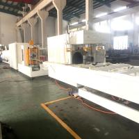 Quality 26KW Heating Power PVC Pipe Extrusion Line Automatic PVC Tube Pipe Expanding Machine wholesale