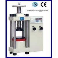 Quality compressive testing machine+compressive test machine+concrete compression testing machine wholesale