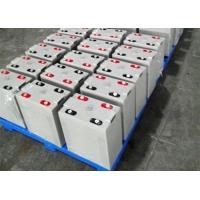 Quality Solar Power Battery Sealed Lead Acid Battery 600ah No Corrosive Long Service Life wholesale