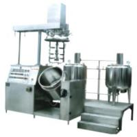 Quality Suppository Vacuum Emulsification Complete Equipment (SJ) wholesale