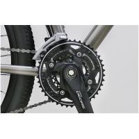 """Cheap Tianjin manufacture  High grade  26"""" Titanium alloy mountain bike OEM with Shimano 30 speed for sale"""