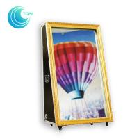 Quality Most Popular selfie 55 Inch Magic Mirror Photo Booth Touch Screen Photo Booth for fashion show wholesale