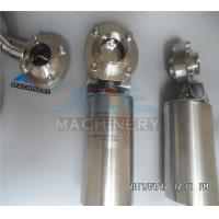 Quality Stainless Steel 304 316L Tri Clamp Manual/ Pneumatic Sanitary Butterfly Valve wholesale