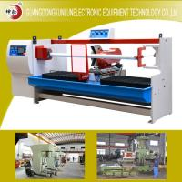 Buy cheap KL-1300 Automatic Leather Strap / BOPP Tape Cutting Machine Convenient Operation product