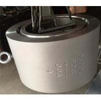 China China Dual Plate Check Valve Manufacturer STV offers Dual Plate Check Valve, 6 Inch, Class 900LB,ASTM A105 on sale