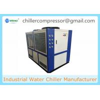 Quality Best Price Blue MG-40(D)  Scroll type109kw 30tons Industrial Air Cooled Water Chiller wholesale