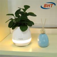 Quality High - Tech Wireless Plastic Flower Pots Rechargeable Battery Piano Sound Play wholesale