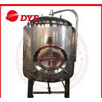 Quality Anti aging Semi-Automatic Home Beer Brewing Equipment For Restaurant CE wholesale