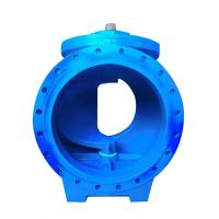 Quality Rubber Sealed Eccentric Ball Valve / WCB Ball Valve With Strong Decontamination Capabilities wholesale