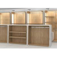 Quality MDF Veneer Wood Children'S Store Fixtures Decorated With Nice LED Lighting wholesale