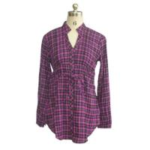 Quality Ladies Woven Y/d Shirt wholesale