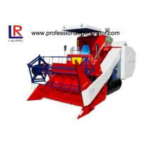 Quality Self Propelled Rice Wheat Combine Harvester Machine Lower Lose Rate High Efficiency wholesale