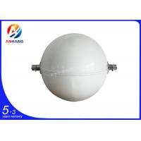 Cheap AH-AWS Spherical warning marker/aircraft warning ball for overhead wire for sale