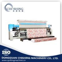 Quality 22 Head Computerized Embroidery Machine 76.2mm Needle Distance For Beddings wholesale