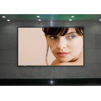 China Eco Friendly 1080P P1.66 HD LED Display For Railway Station / Hospital on sale