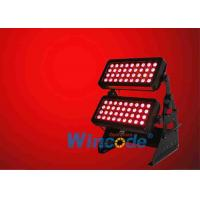 Quality Wall Washer Led Lights Dimming Adjustable , LED Outdoor Wall Lights For Street wholesale