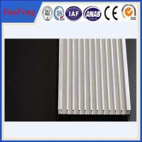 Quality Good aluminum heat sink extrusion profiles supply CAD drawing aluminum heatsink factory wholesale