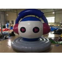 China Sealed Custom Advertising Inflatable Toys Mascot Inflatable Character Balloon Decoration on sale