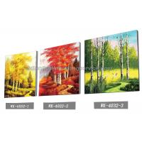 Quality Scenery Design 3D Lenticular Printing Service 3D Frameless Pictures wholesale