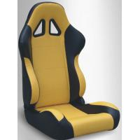 Quality Adjustable Universal Sport Racing Seats For Car / Auto One Year Warranty wholesale