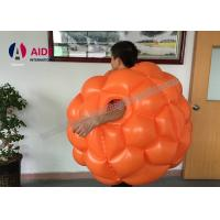 Quality Knocker Soccer Inflatable Ball Game Soccer Bubble Ball For Kids With Free Logo Print wholesale