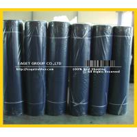 Quality Textured surface SBR NR sheet;fabric rubber skirting sheet wholesale