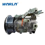 Quality AUTO Electric Vehicle AC Compressor Toyota Camry / Alfa 88310-58011/447190-3340 6SEU16C/6SEU17C wholesale